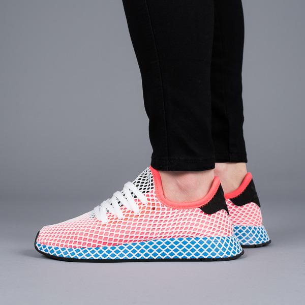 huge discount 70ede f7bdb Adidas Originals Deerupt Cq2624 Sneakerstudio Runner Femme Baskets vCE5xw8qO