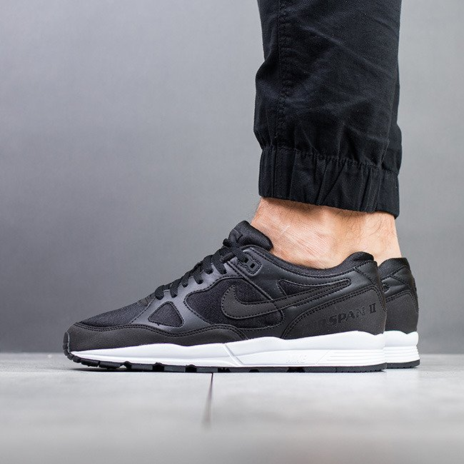 new style a2291 2f221 ... Chaussures baskets homme Nike Air Span II AH8047 002 ...