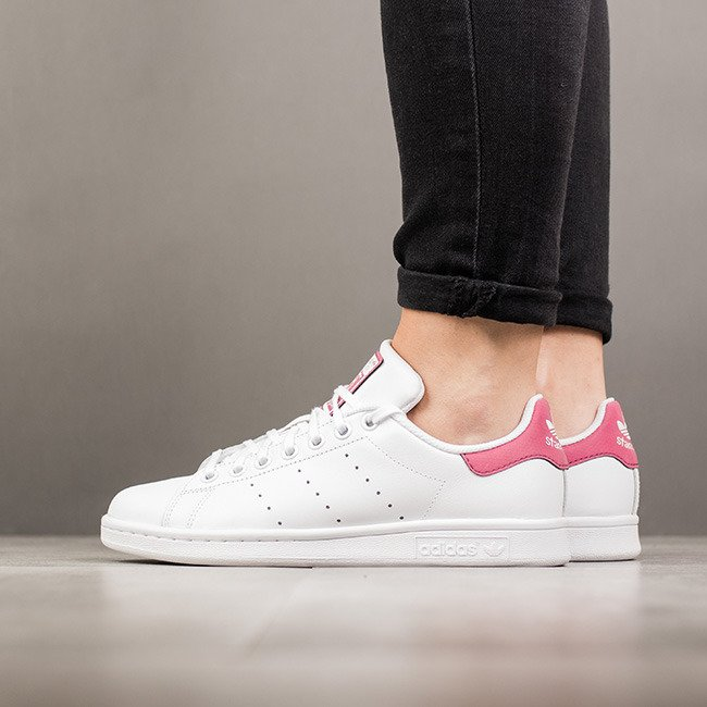 ... Chaussures femme sneakers adidas Originals Stan Smith J DB1201 ...