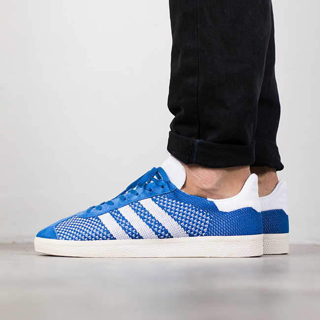 Homme chaussures sneakers adidas Originals Gazelle Primeknit BB5246 Homme chaussures sneakers adidas Originals Gazelle Primeknit BB5246 ...