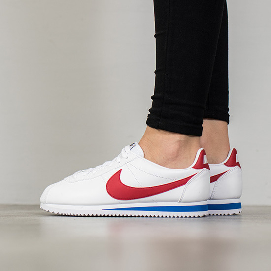 224dd142733 Femme chaussures sneakers Nike Classic Cortez Leather