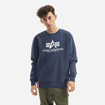 Alpha Industries Basic Sweater 178302 435