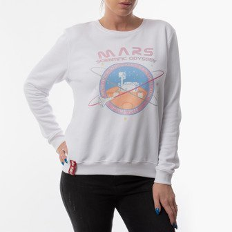 Alpha Industries Mission TO Mars Sweater Wmn 126070 09