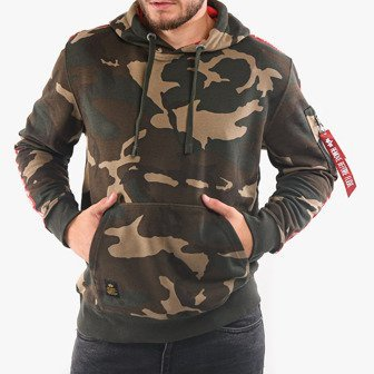 Alpha Industries RBF Tape Hoody 196301 408