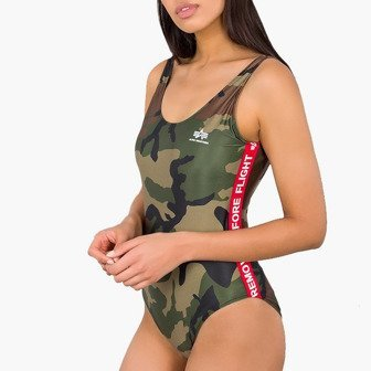 Alpha Industries RBF Tape Swimsuit Wmn 126936 408