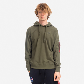 Alpha Industries X-Fit Hoody 158321 257
