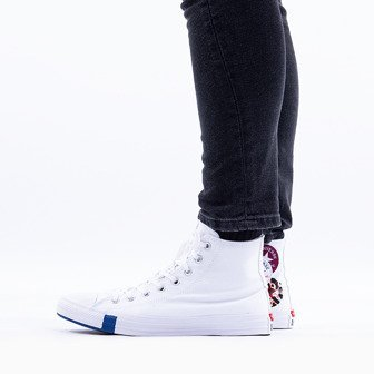 Converse Chuck Taylor All Star Logo Play Hi 166735C