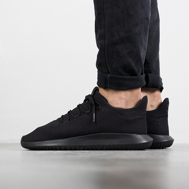 adidas tubular all black