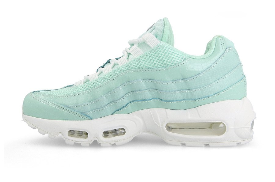 the best attitude 5aacb 992ae ... Baskets femme Nike Wmns Air Max 95 Prm 807443 300 ...