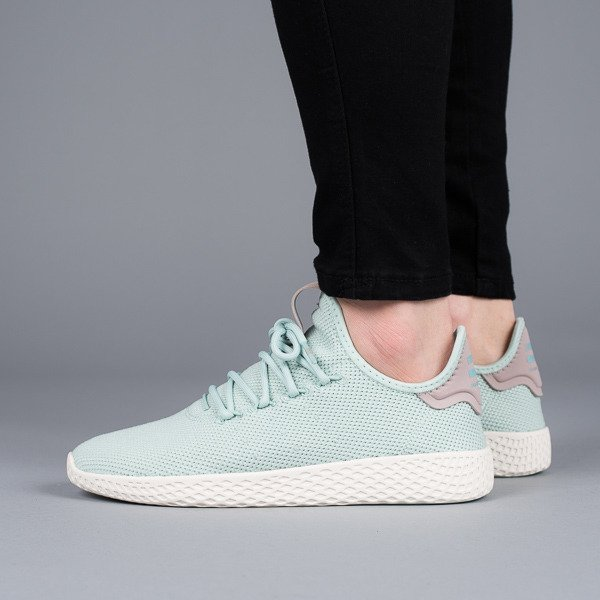 quality design 583fc 52fcc ... Baskets femme adidas Originals Pharrell Williams Tennis DB2557 ...