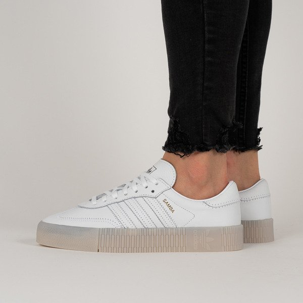 Baskets femme adidas Originals Sambarose D96702 -SneakerStudio