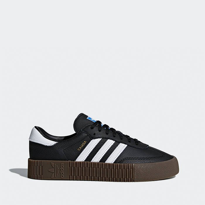 cheaper cbf79 b2d41 Baskets femme adidas Originals Sambarose W B28156 vJ3fJWBKg