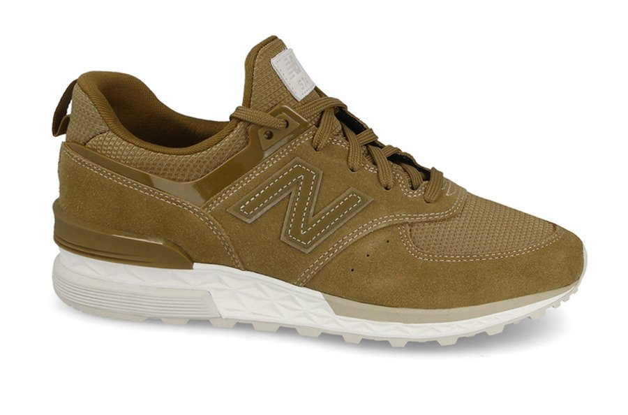 Baskets homme New Balance MS574FSB lY6ab