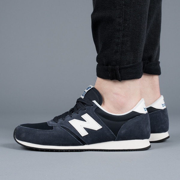 Baskets homme New Balance U420NVB