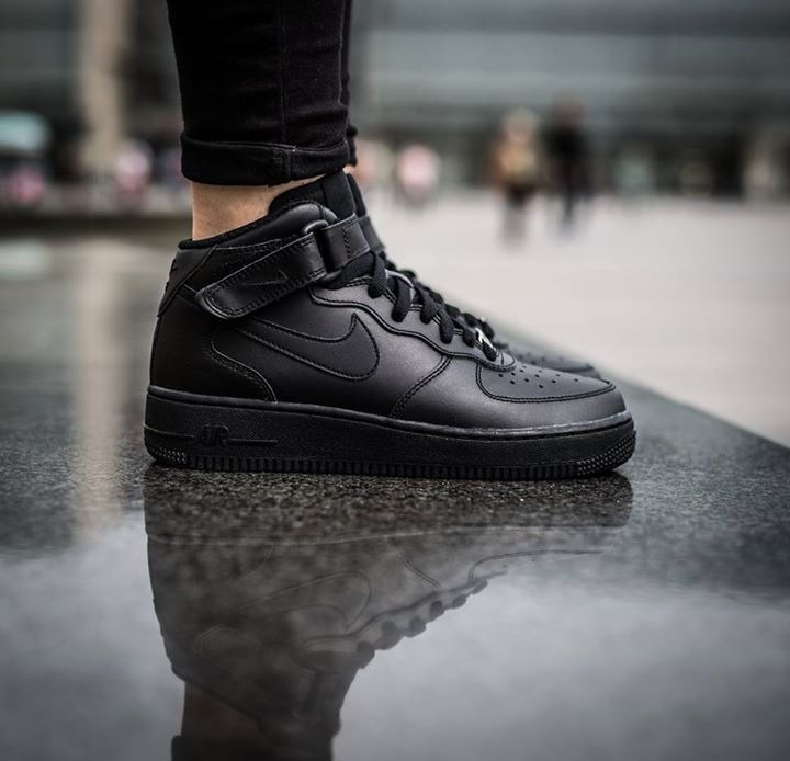 differently 89a99 0df01 ... Baskets homme Nike Air Force 1 Mid  07 315123 001 ...