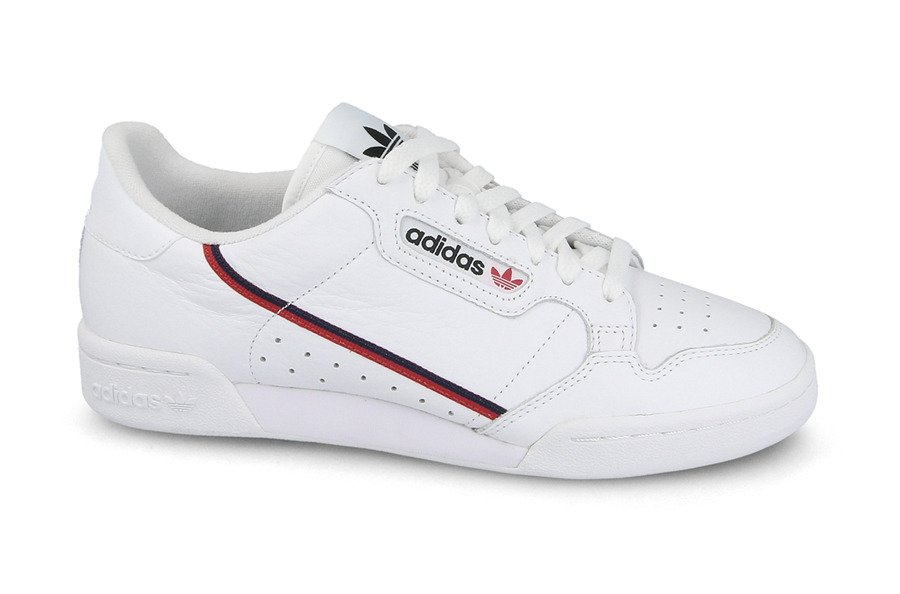 adidas continental 80 homme brun