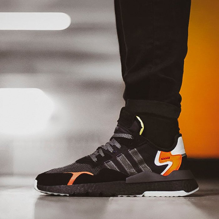 Baskets homme adidas Originals Nite Jogger Boost CG7088