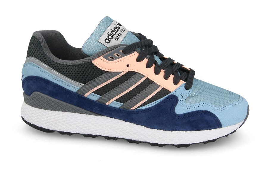 adidas originals ultra tech bd7934 baskets bleu