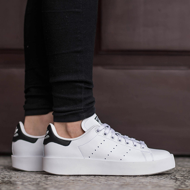 ... Buty damskie sneakersy Adidas Originals Stan Smith Bold S75213 ...
