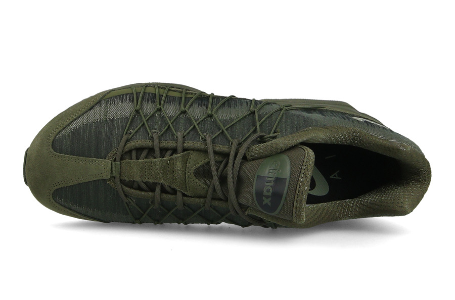 online store c62e4 6af00 ... Chaussures basketes homme Nike Air Max 95 Ultra Jacquard 749771 301 ...