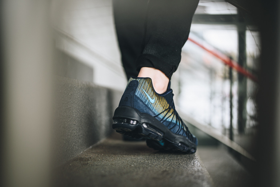 Chaussures Baskets Homme Nike Air Max 95 Ultra Jacquard