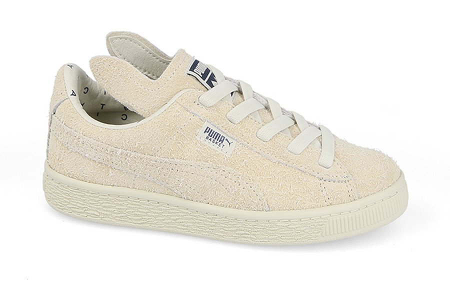 Sneakers Chaussures X 01 Puma 366193 Basket Tinycottons Enfant Furry hQtxCsBord
