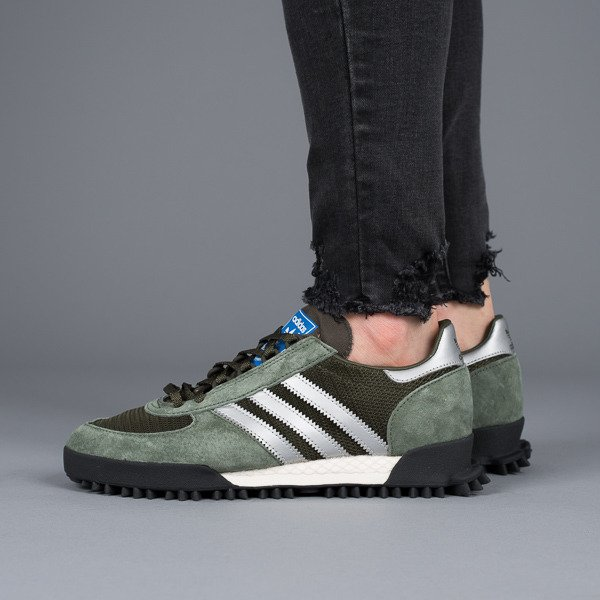 Chaussures femme adidas Originals Marathon TR Base Green BB6803 Xl674dkcz