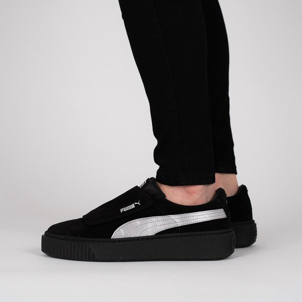 Strap 02 Platform Sneakers 366009 Puma Ep Chaussures Femme Satin PUpWnwIT