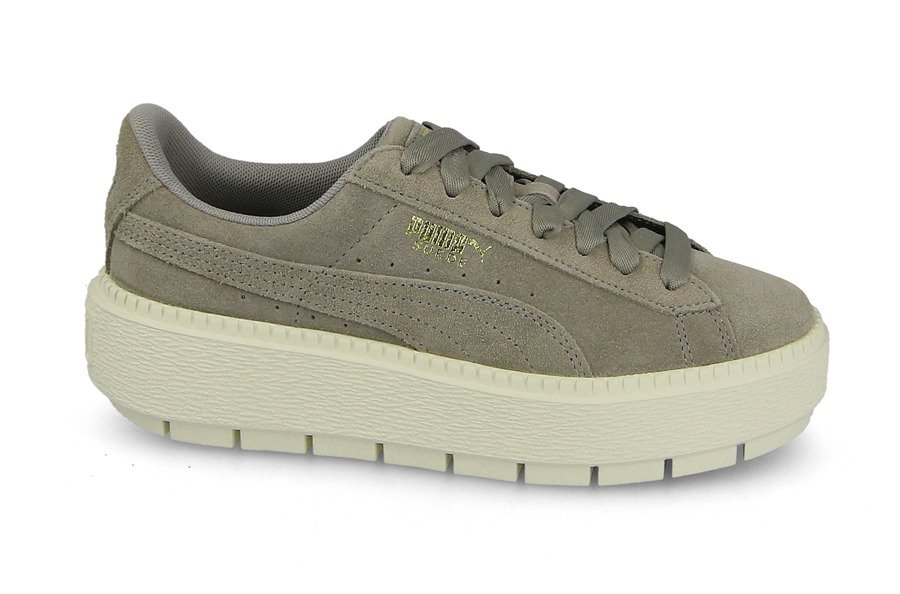Chaussures femme sneakers Puma Suede Platform Trace 365830 06 p3OeOgc