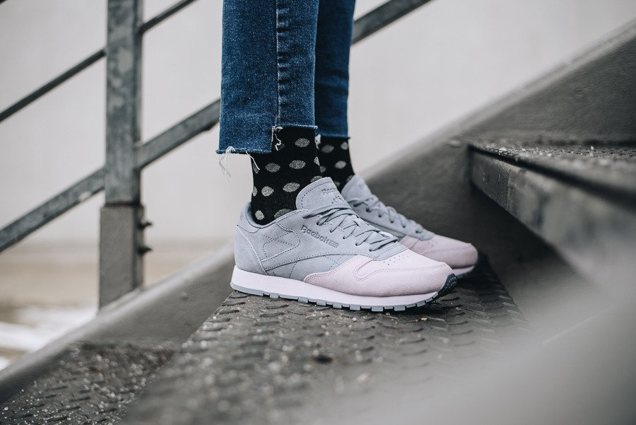 Chaussures Reebok Classic Leather Nbk