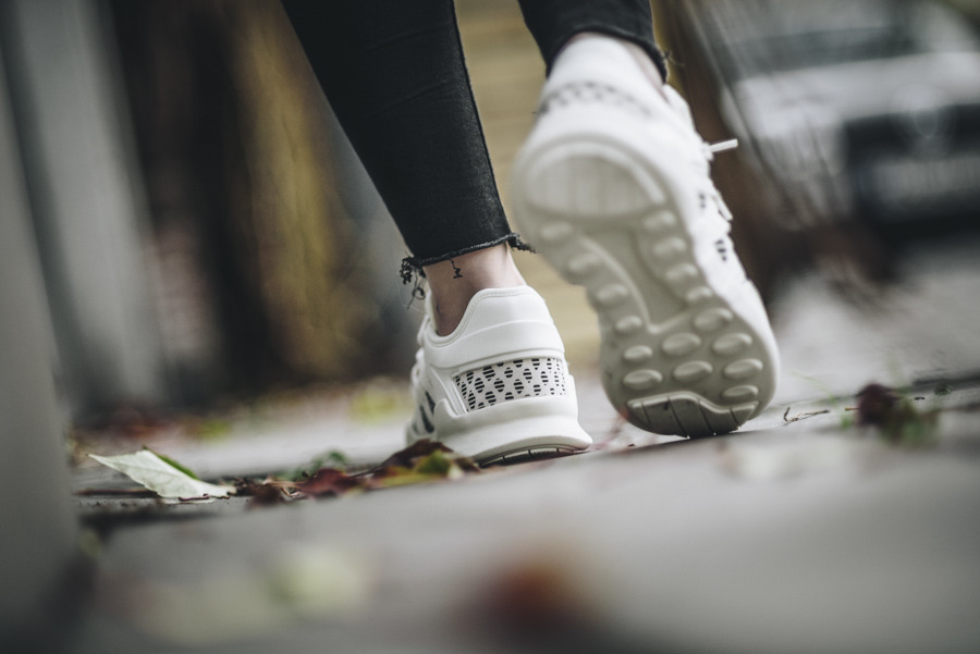 Chaussures femme sneakers adidas Originals Equipment Racing Adv Off White BY9799 uXQkG
