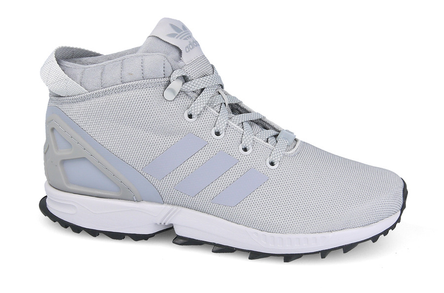 half off c985c ea6fb chaussure zx flux 5 8,Hommes Chaussure ZX Flux 5 8 Adidas TWQF551460 Mgh  Solide Gris