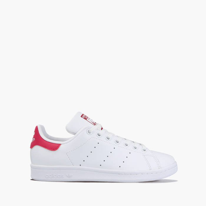 la moitié 2f109 513b1 Femme chaussures sneakers ADIDAS ORIGINALS STAN SMITH B32703 ...