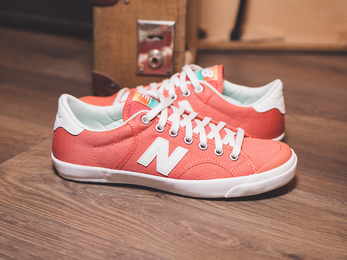 new balance procourt homme