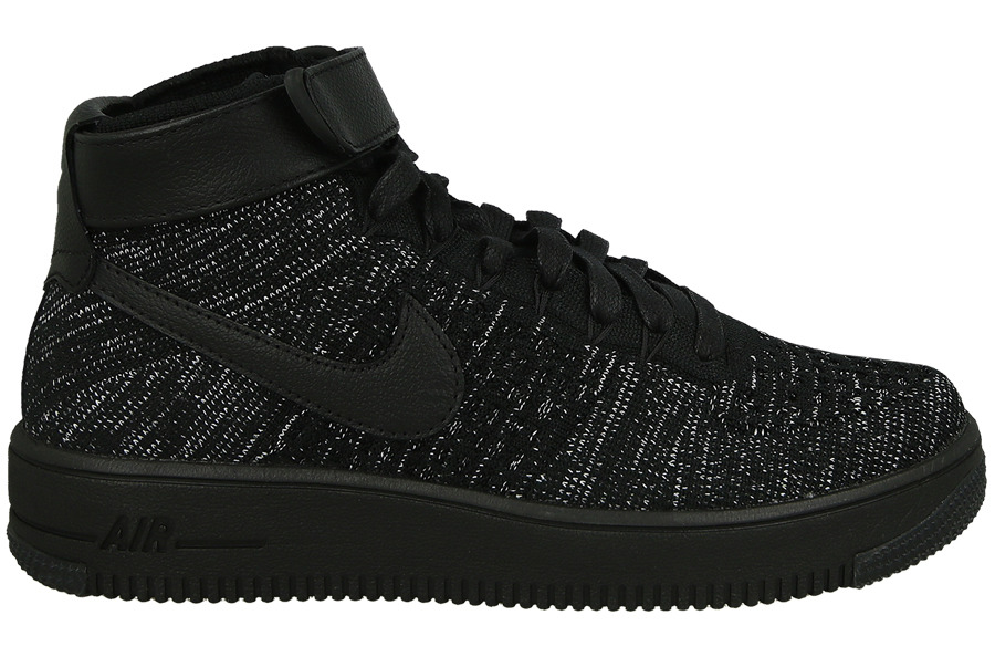 7cd5c1260bf ... denmark femme chaussures sneakers nike air force 1 flyknit 818018 002  91c36 fcb87