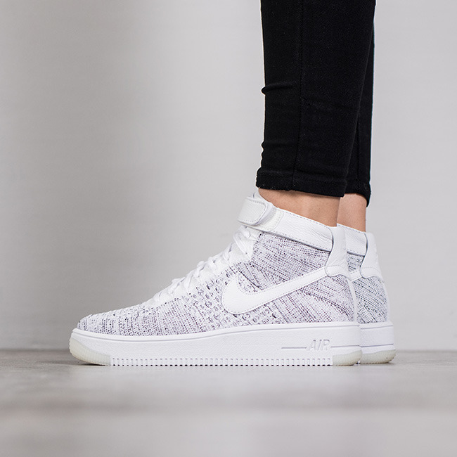 Femme chaussures sneakers Nike Wmns Air Force 1 Upstep Hi Si 881096 100 zszVSRMqd