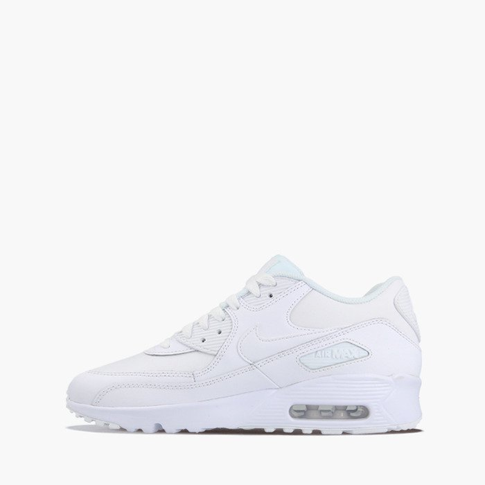 Femme chaussures sneakers Nike Air Max 90 (GS) 833412 100