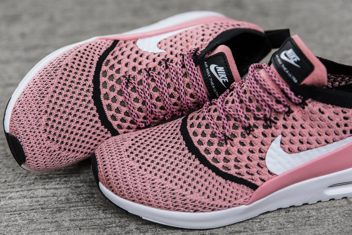 Nike Wmns Air Max Thea Ultra SI | Rouge | Baskets | 881119
