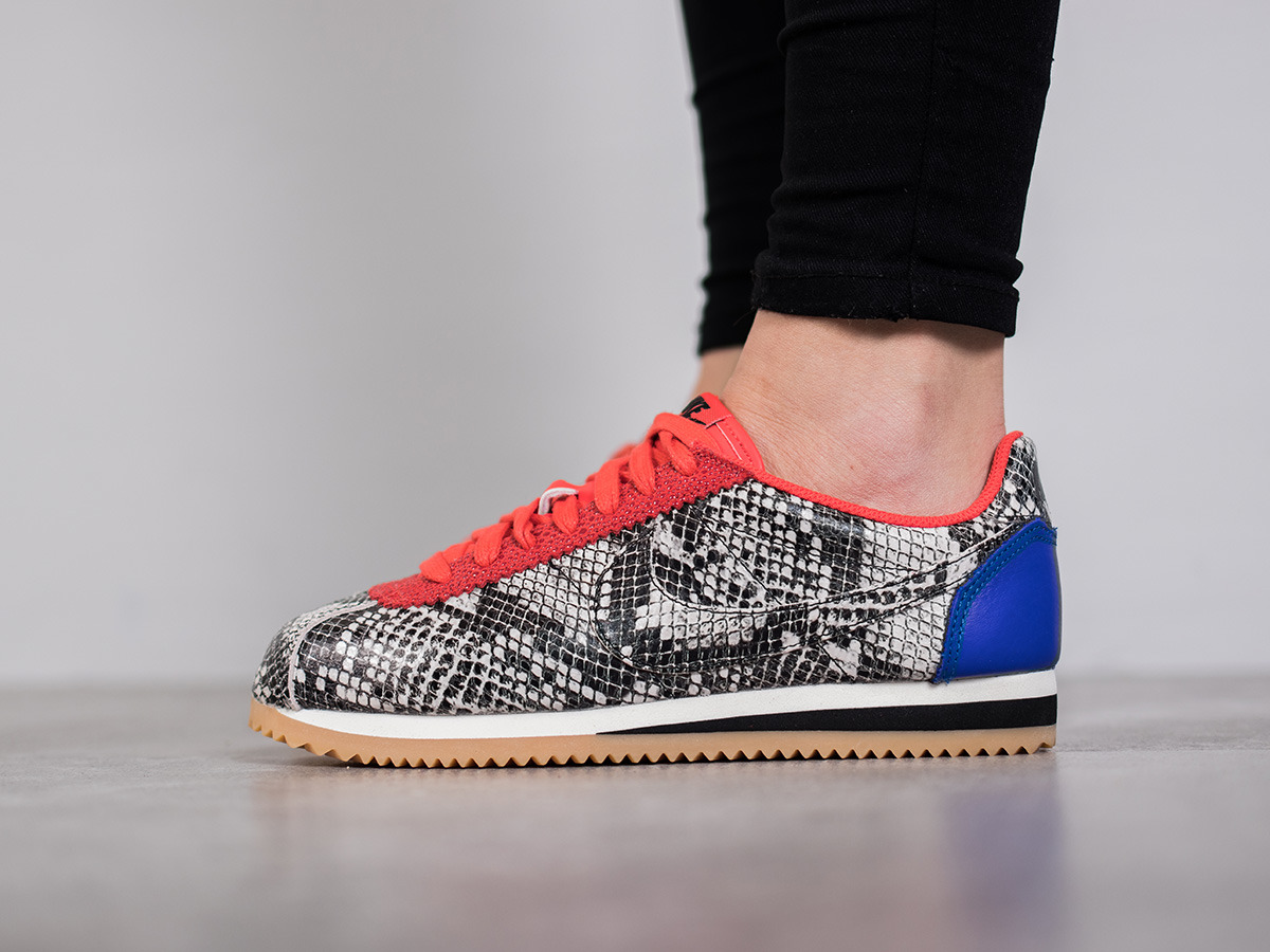 Femme Chaussures ChaussuresNike Classic Cortez Leather Premium