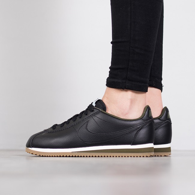Femme Chaussures ChaussuresNike Wmns Classic Cortez Leather 807471