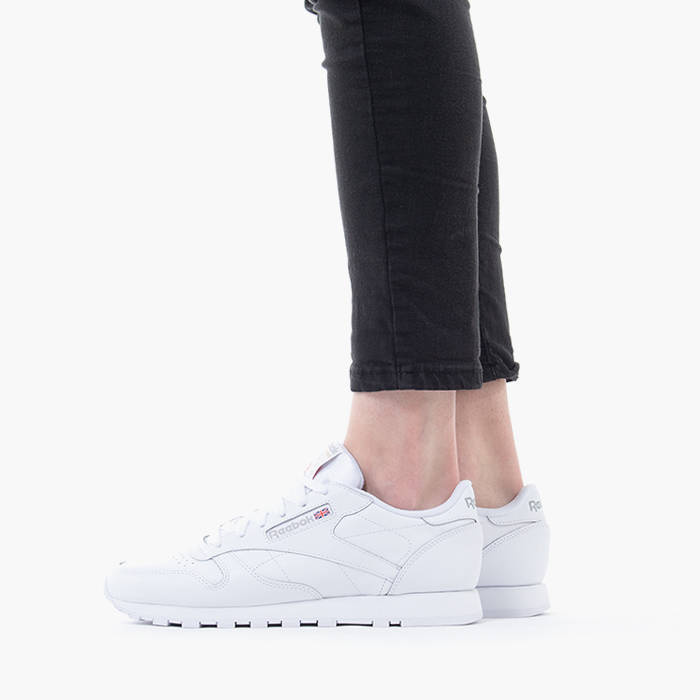 Sneakerstudio Femme Leather Classic Reebok Chaussures Sneakers 2232 PPqYzBw