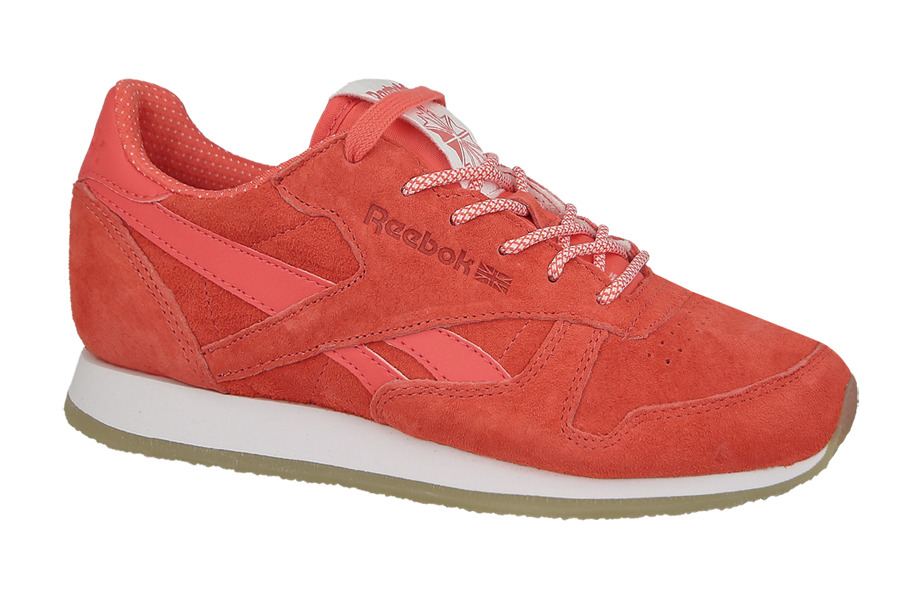 5c4d83c540008 Femme chaussures sneakers Reebok Classic Leather Crepe Sail Away BD3016  6kqx3