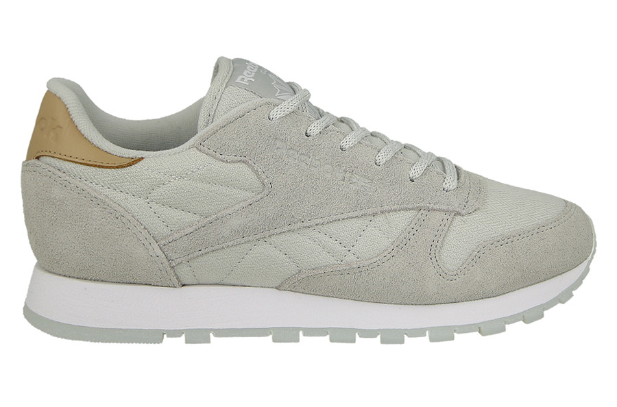 ... Femme chaussures sneakers Reebok Classic Leather Sea-Worn BD1511 ...