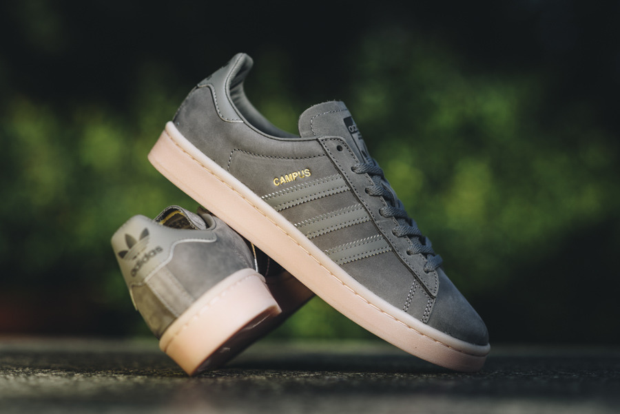 the best attitude e4ac4 38fca Adidas Campus Femme Sneakers Sneakerstudio Originals Chaussures By9838  rIEEwFq