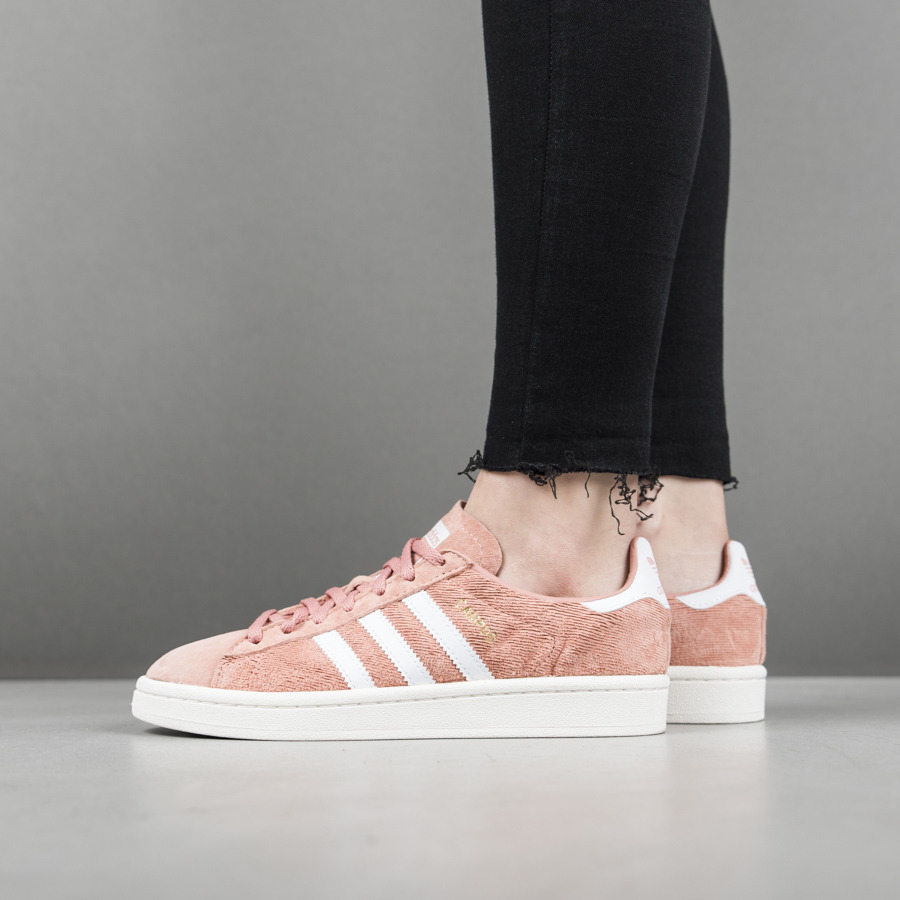 ... Femme chaussures sneakers adidas Originals Campus W BY9841 ...