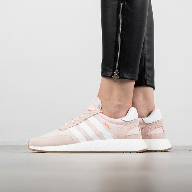 femme chaussures sneakers adidas originals iniki runner icey pink by9094. Black Bedroom Furniture Sets. Home Design Ideas