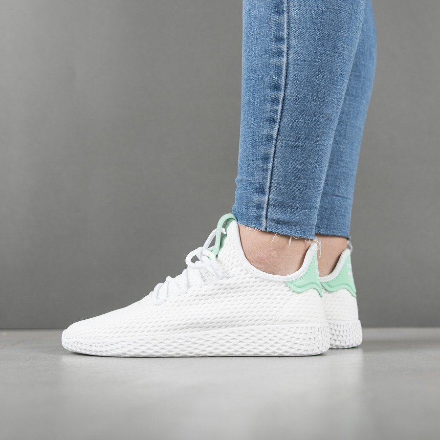 Femme chaussures sneakers adidas Originals Pharrell Williams Tennis HU BY8717 Il7iD1j