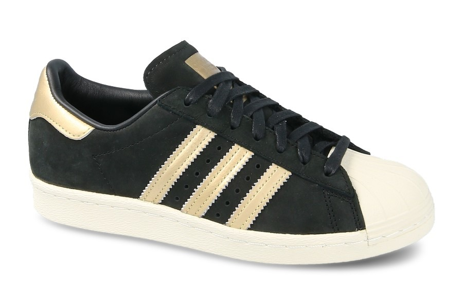 adidas original superstar noir