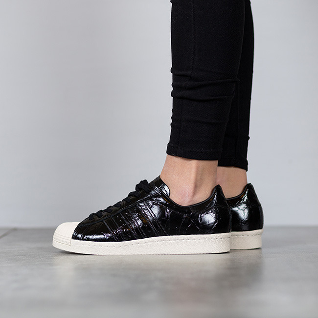 Superstar Bb2055 80s Femme Chaussures Adidas Originals Sneakers wnkX8P0O