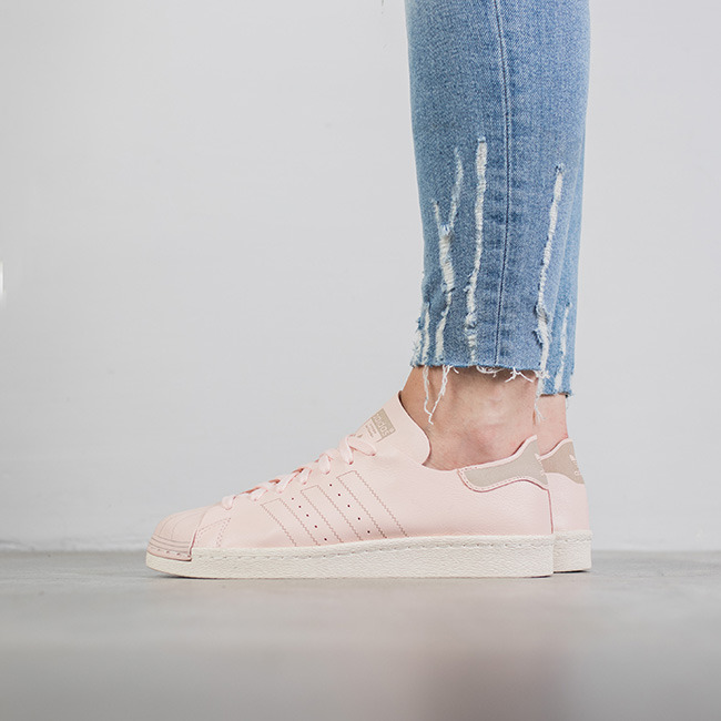 ... Femme chaussures sneakers adidas Originals Superstar 80s Decon